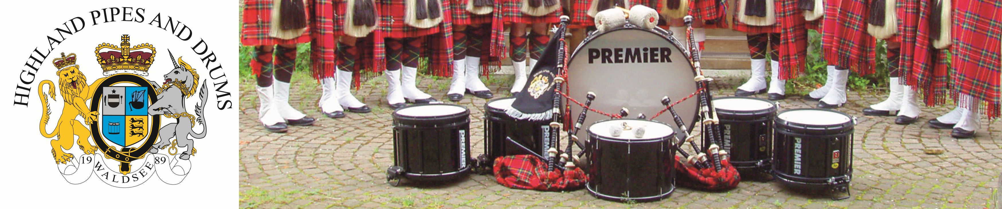 Highland Pipes and Drums of Waldsee e.V.